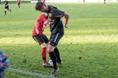;Fussball Bezirksliga Ost SGRRG vs. TSV Bad Endorf am 02.11.2019 in Ramsau, , Photo: Johannes Wimmer