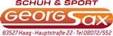 Georg Sax Schuhe und Sport
