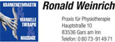 Ronald Weinrich